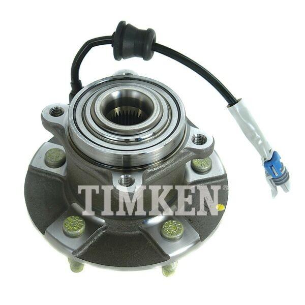 Wheel Bearing and Hub Assembly-Axle Bearing and Hub Assembly Rear Timken 512229