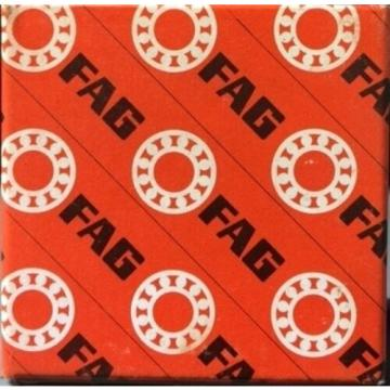 FAG 6313ZR SINGLE ROW BALL BEARING
