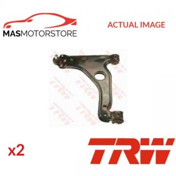 2x JTC1271 TRW FRONT LH RH TRACK CONTROL ARM PAIR G NEW OE REPLACEMENT