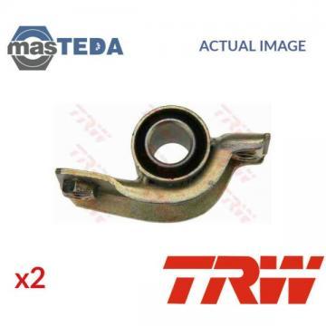 2x TRW FRONT CONTROL ARM WISHBONE BUSH PAIR JBU548 P NEW OE REPLACEMENT