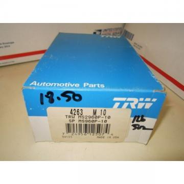 Federal Mogul/TRW 4263 M 10 Main Bearings