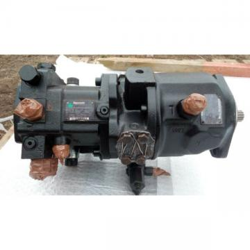 Rexroth double hydraulic pump