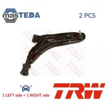 2x TRW LOWER LH RH TRACK CONTROL ARM PAIR JTC283 P NEW OE REPLACEMENT