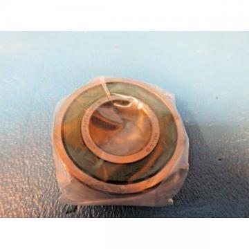 NSK 6002DU, Single Seal, Deep Groove Radial Ball Bearing,Round Bore (Koyo, FAG)