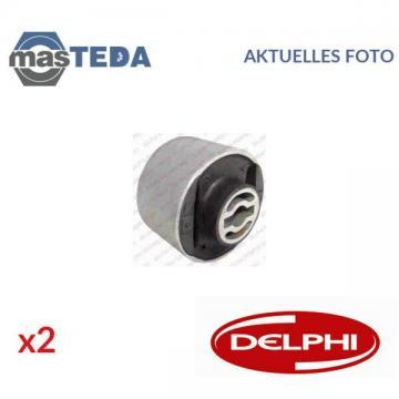 2x Delphi Rear Wishbone Bearing Bearing Bushing TD857W I NEW OE QUALITY