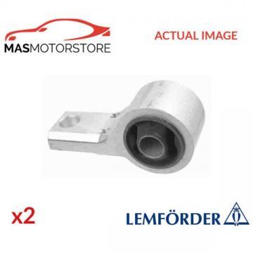 2x 35323 01 LEMFÖRDER LOWER CONTROL ARM WISHBONE BUSH PAIR P NEW OE REPLACEMENT