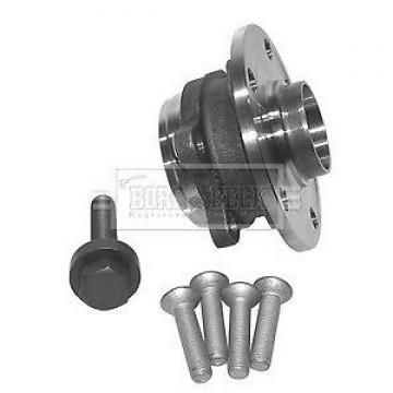 VW TIGUAN 5N, AD1 Wheel Bearing Kit 1.4 2.0 1.6D 2.0D 2007 on B&B 1T0498621 New