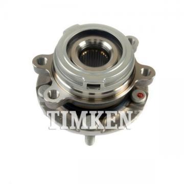 Wheel Bearing and Hub Assembly Front Timken HA590559