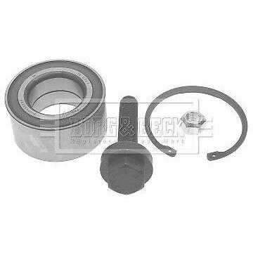 VW SHARAN 7M 2.8 Wheel Bearing Kit 95 to 05 B&B 7M0407625 7M0498625 7M3498625