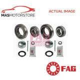 713801210 FAG REAR WHEEL BEARING KIT P NEW OE REPLACEMENT